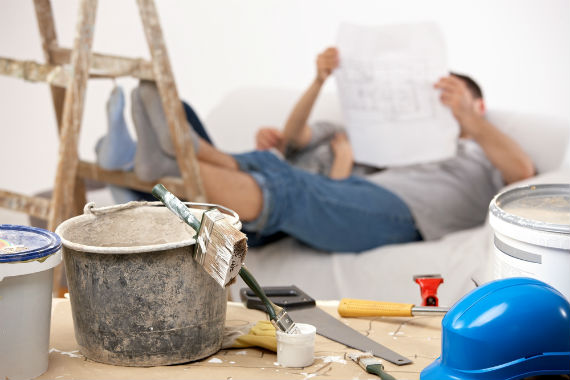 Are you wasting money renovating your home?