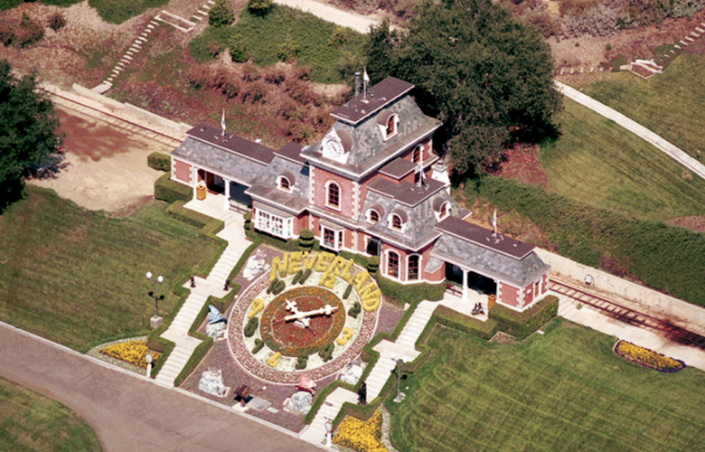 Michael Jackson's $100M ranch