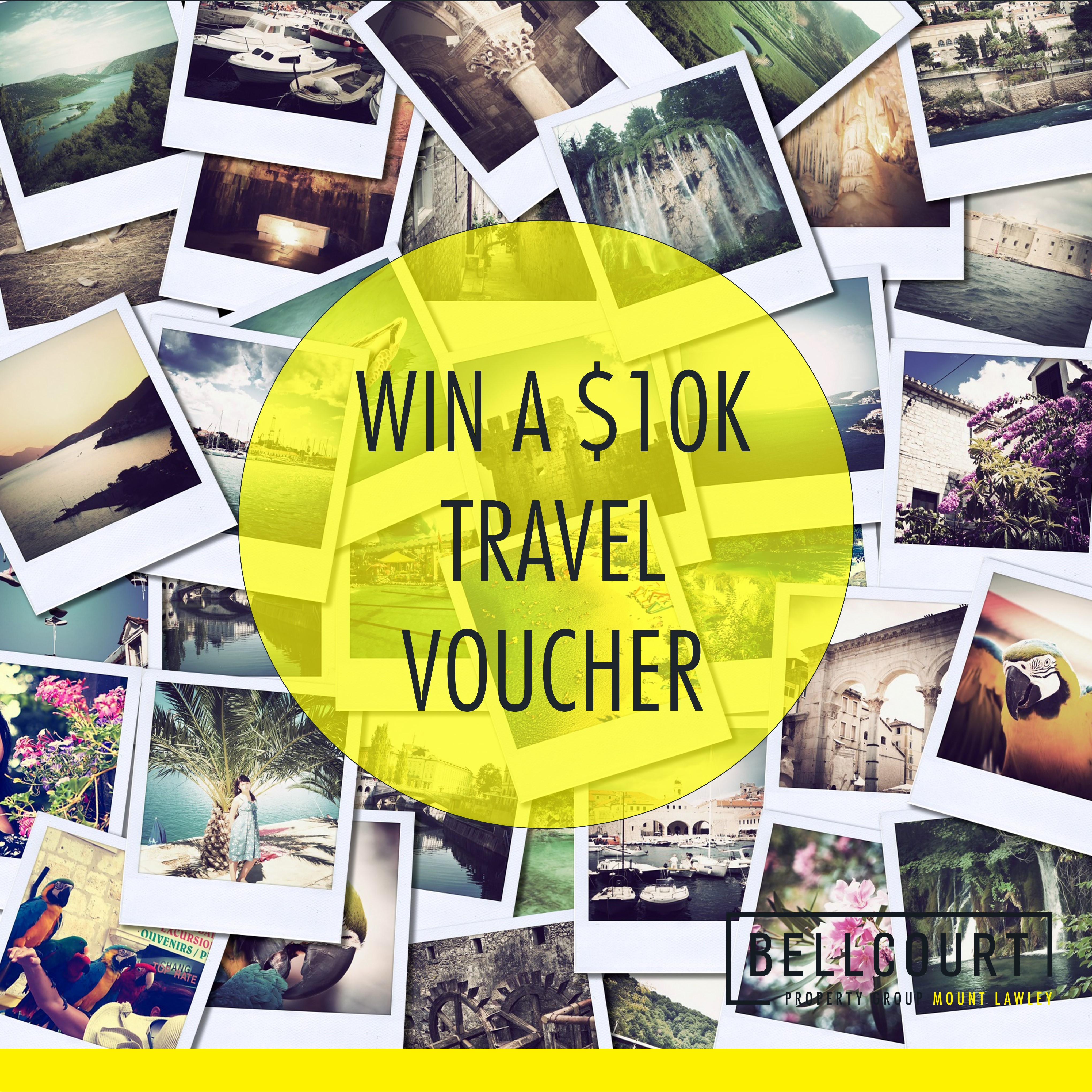 WIN A $10K HOLIDAY!