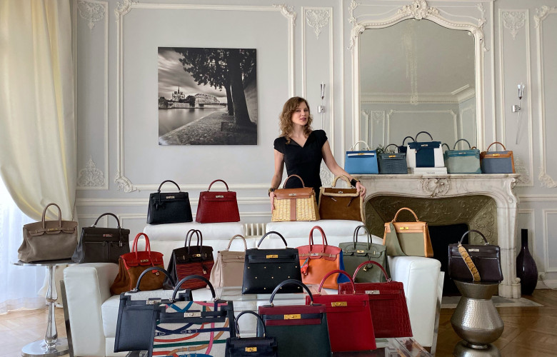 'Collectable Handbags' top the Knight Frank Luxury Index