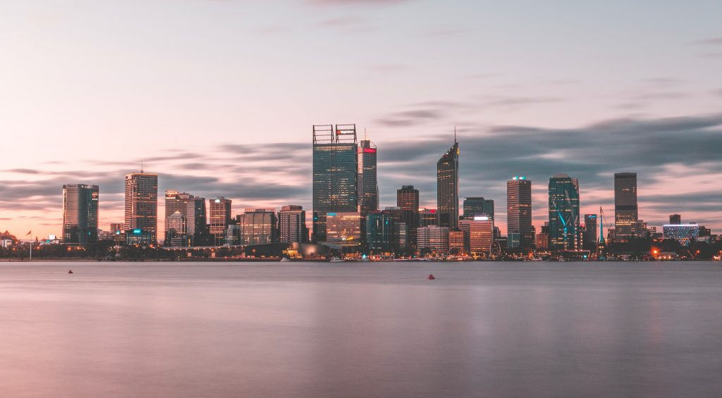 Perth rents increase for the first time since January 2017